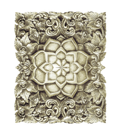 ironworks: Engraved metal oriental texturepattern background