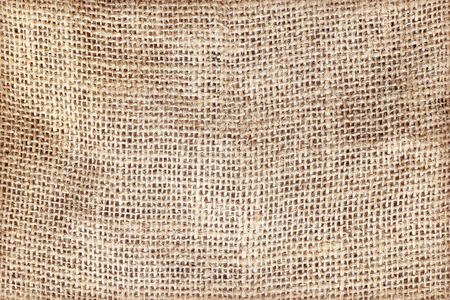 old sackcloth textured background