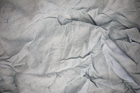 Wrinkled Fabric Texture for background Stock Photo