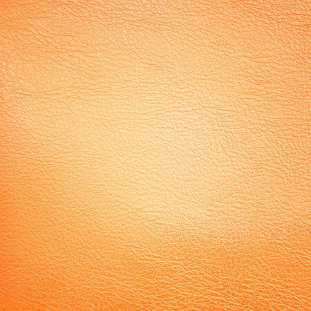 leatherette: Surface of Brown leatherette texture as background