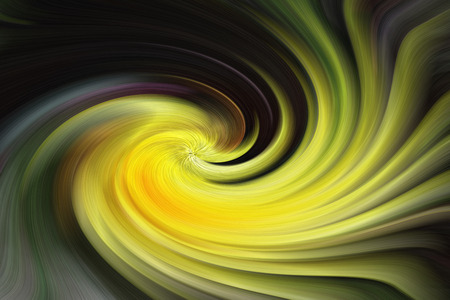 Abstract swirling radial pattern background