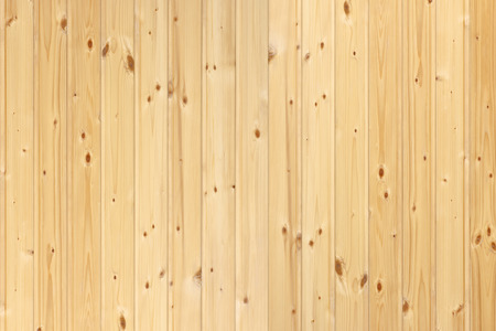 brown pine wood plank texture, wooden wall abstract background Stock Photo