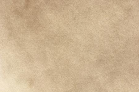 Alte Papierstruktur, Vintage-Papierhintergrund oder Textur, braune Papierstruktur