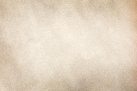 Textura de papel viejo, fondo o textura de papel vintage, textura de papel marrón