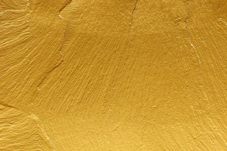 gold paint stone texture glitter for abstract background. Stok Fotoğraf