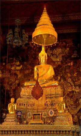 sacramentale: Golden Buddha