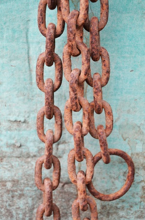 enchain: rusty chain