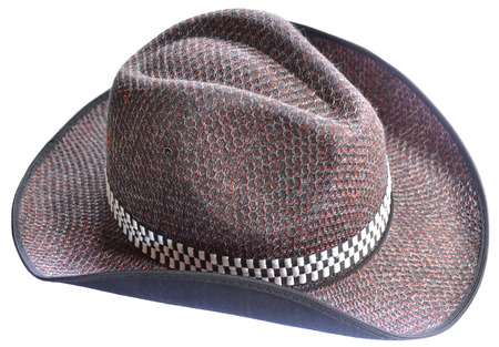 habiliment: Cowboy hat for young men