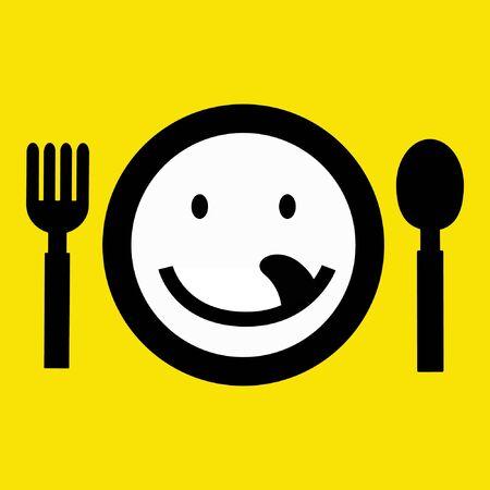 food icon concept. vector illustration.