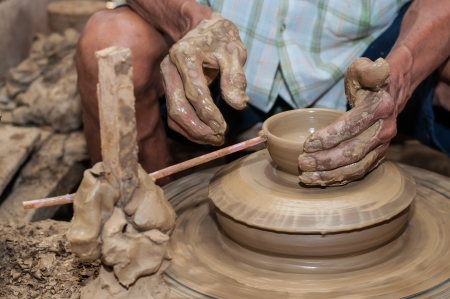 requires: Pottery is a delicate and requires skilled in the art they made
