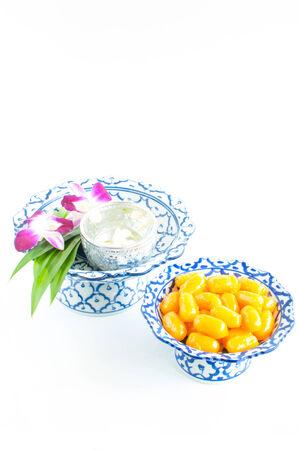 Thai desserts  photo