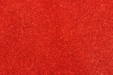 red glitter texture christmas background photo