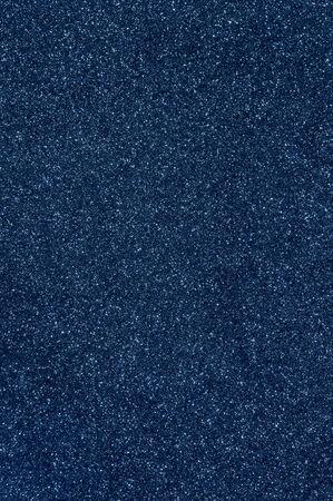 heartsick: dark blue glitter texture christmas background Stock Photo