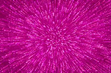 purple abstract explosion lights background