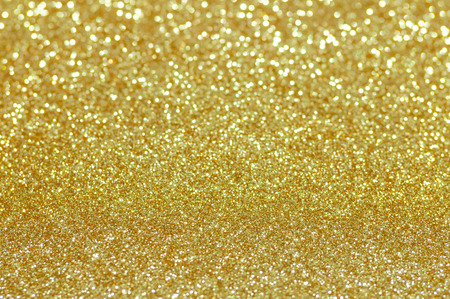 golden glitter christmas abstract background Фото со стока