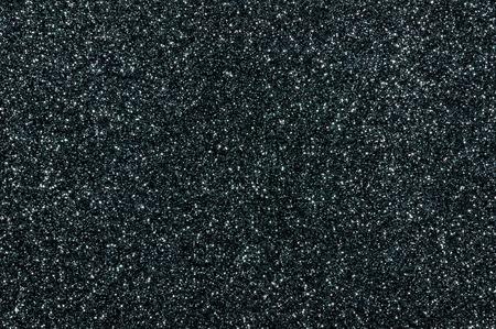 黒のキラキラ テクスチャ クリスマス背景