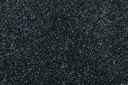 shiny black: black glitter texture christmas background
