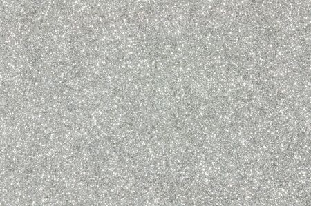 silver glitter christmas abstract background Фото со стока