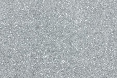 textura brillo de plata de fondo de Navidad Foto de archivo