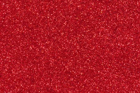 Textura roja del brillo de fondo de Navidad Foto de archivo