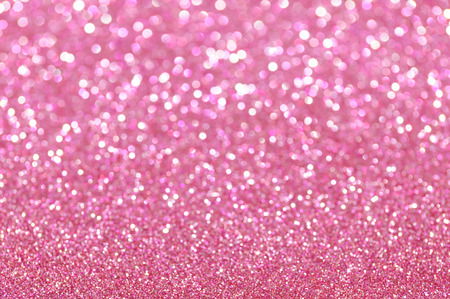 pink glitter valentines day background