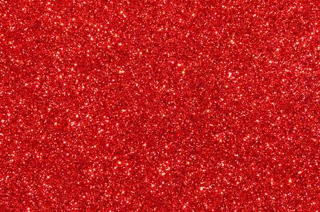 빨간색 반짝이 질감 크리스마스 배경