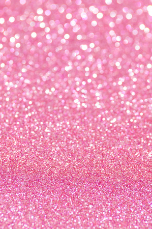 pink glitter christmas abstract background Фото со стока