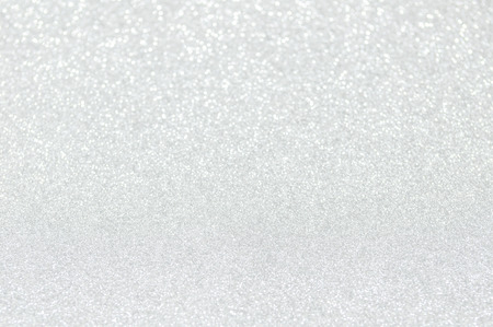 white glitter christmas abstract background