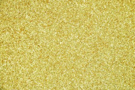 Résumé de noël texture paillettes d'or