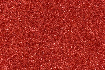 Red glitter texture abstract Фото со стока