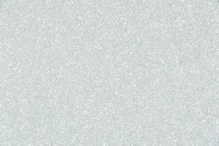 Silver glitter texture abstract background Фото со стока