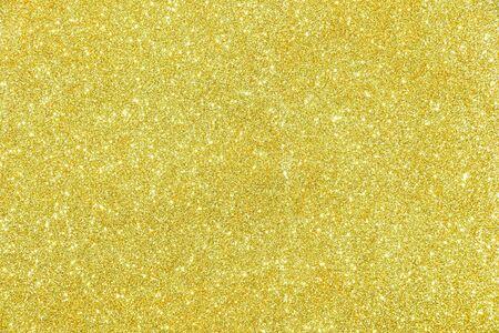 Gold glitter texture abstract Фото со стока