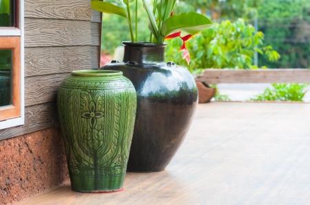 vasos decorativos grandes para jardim