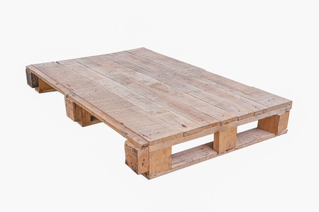 Wooden pallets. Stock Photo - 22705046
