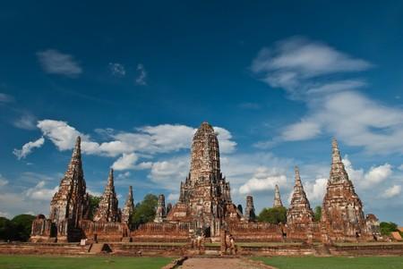 ancient pagoda thailand Stock Photo - 7059464