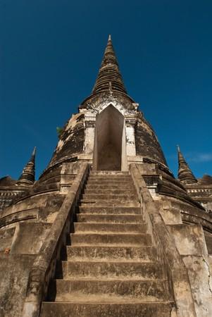 old pagoda thailand photo