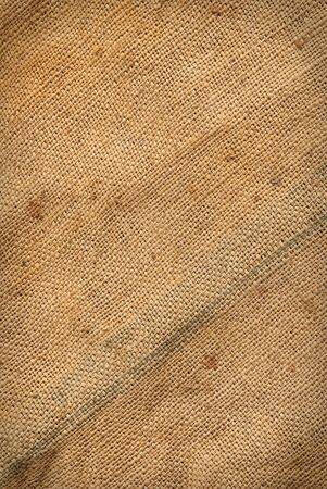 sackcloth: texture of the bag hemp