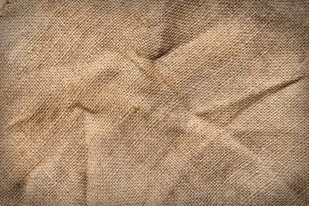 texture of the bag hemp
