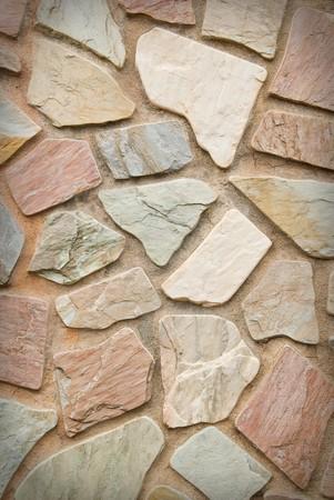sfondo astratto di un pavimento di mattoni