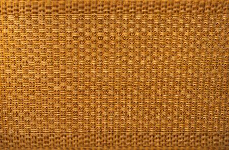 close up of a bamboo basket Stock Photo - 8272210