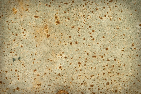 close up of rusty metallic surface  Stock Photo - 9144798