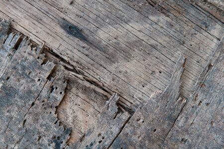 abstract background old wood close up