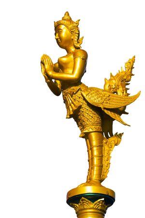thai style: Native Thai style angel statue