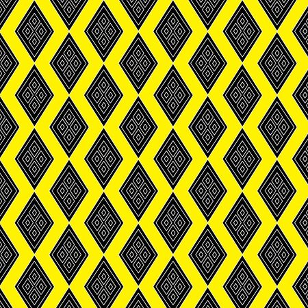 fabric art: Background geometric patterns design for background or wallpaper.