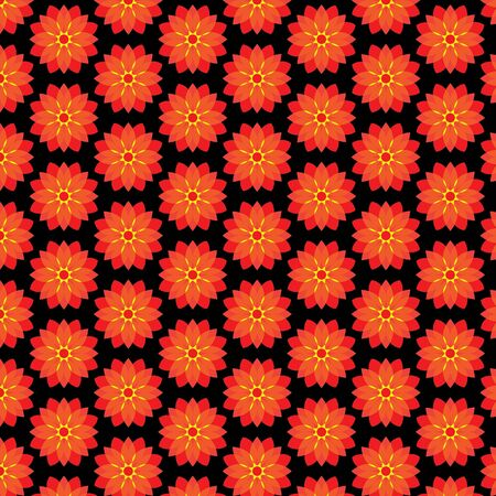 Background floral pattern