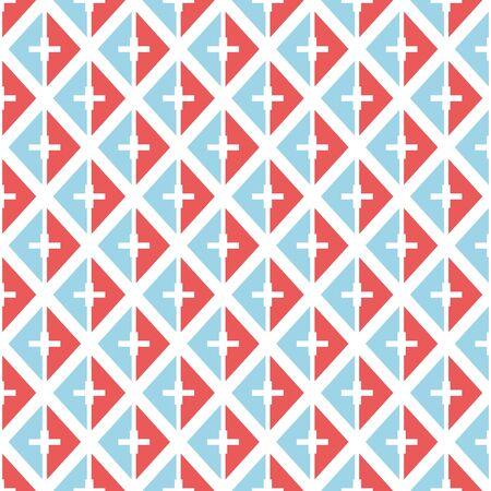 Geometric pattern design for background or wallpaper. Illusztráció