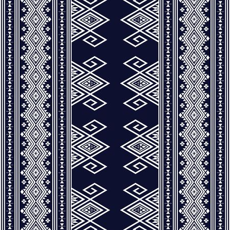 Geometric ethnic pattern traditional Design for background