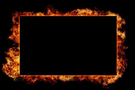 火災のフレーム