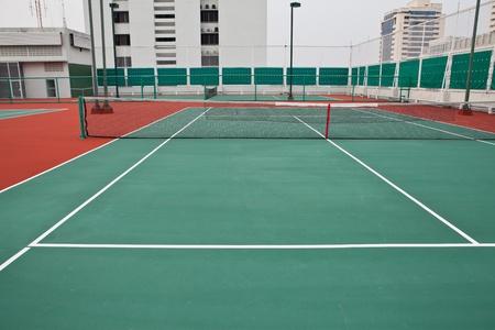 Tennis Court Stock fotó