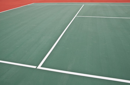 Tennis Court Stock Photo - 13129768